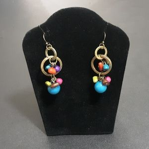NWT Premier Designs Parade earrings